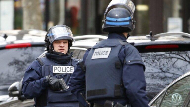 полиция_Франция