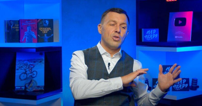 Андрей Онистрат, Бегущий банкир, ПриватБанк