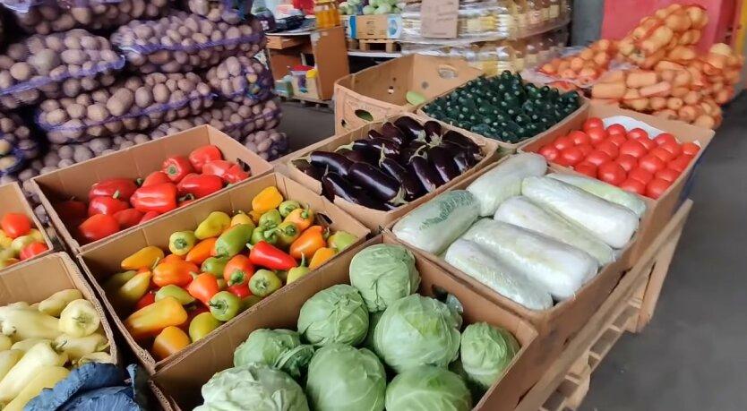Иван Томич, Цены на продукты в Украине, Цены на овощи в Украине