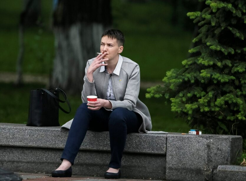 nadezhda-savchenko-u-verhovnoy-radyi