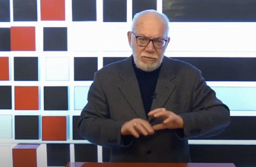 Журналист Игорь Розов