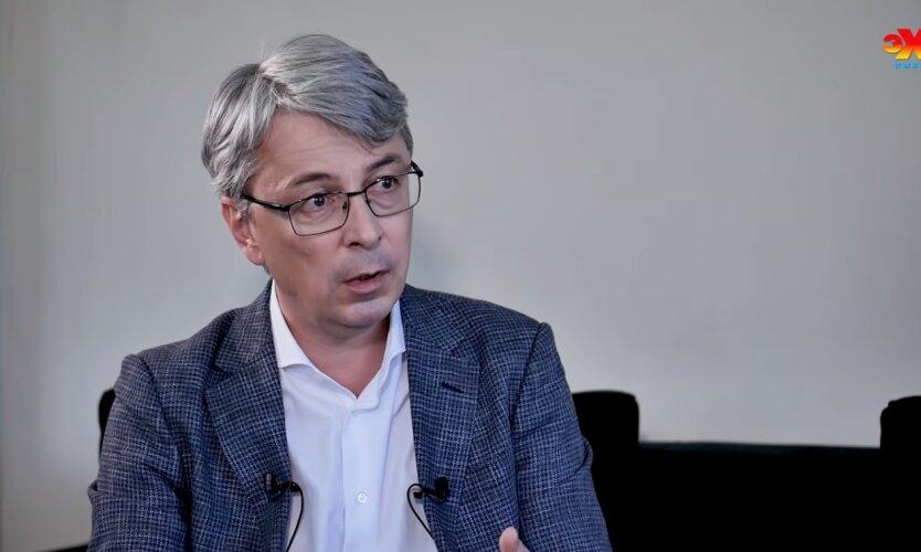 Александр Ткаченко, пропаганда Путина, Украина