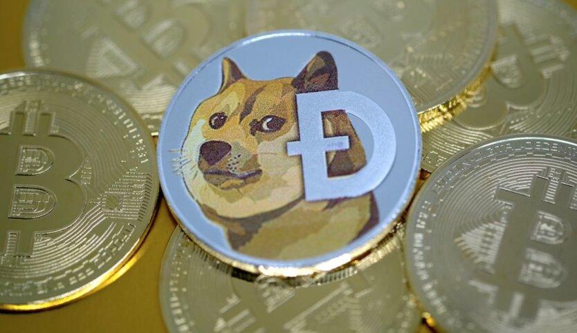 """Криптовалюту Dogecoin решили отправить """"в космос"""", брокеру пришлось вмешаться"""