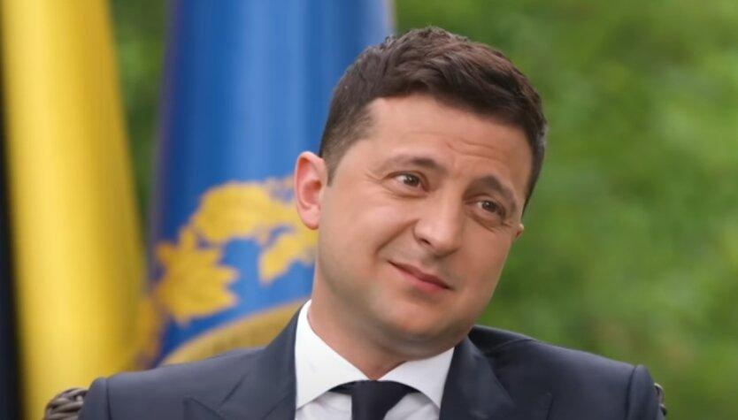 Владимир Зеленский, президентский срок