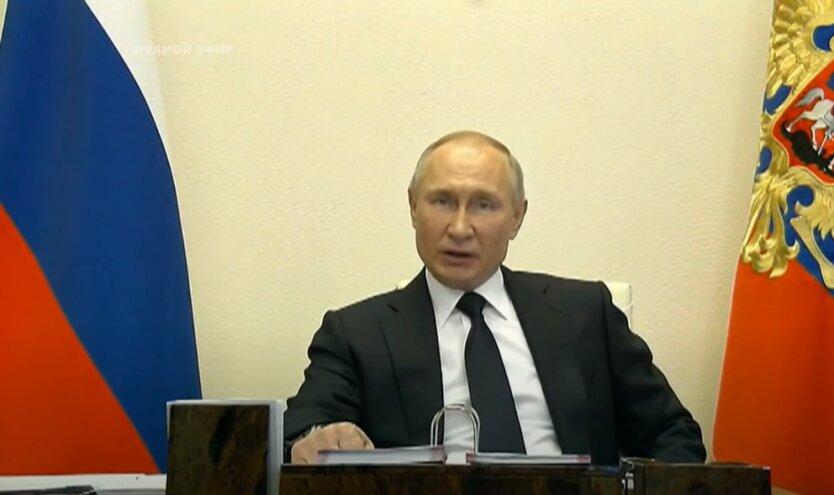Владимир Путин, 9 мая, парад