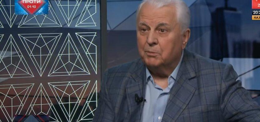 Леонид Кравчук, денежные переводы SWIFT, Россия