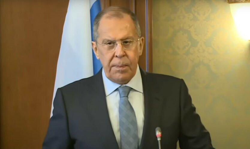 Лавров обвинил Брюссель в разрыве отношений России и ЕС