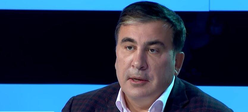 Михаил Саакашвили, карантин выходного дня, кризис в Украине