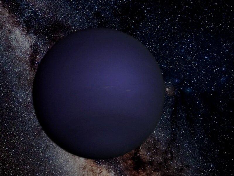 Планета Х_Нептун