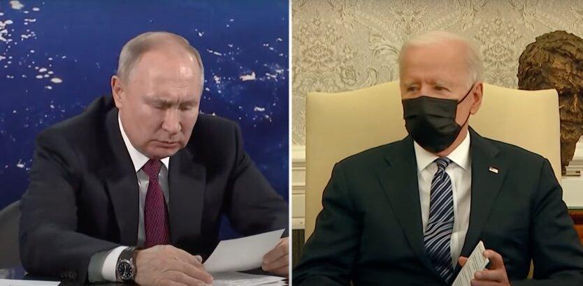 Байден уверен во встречи с Путиным в июне