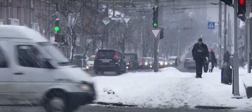 Украину накроет очередной циклон