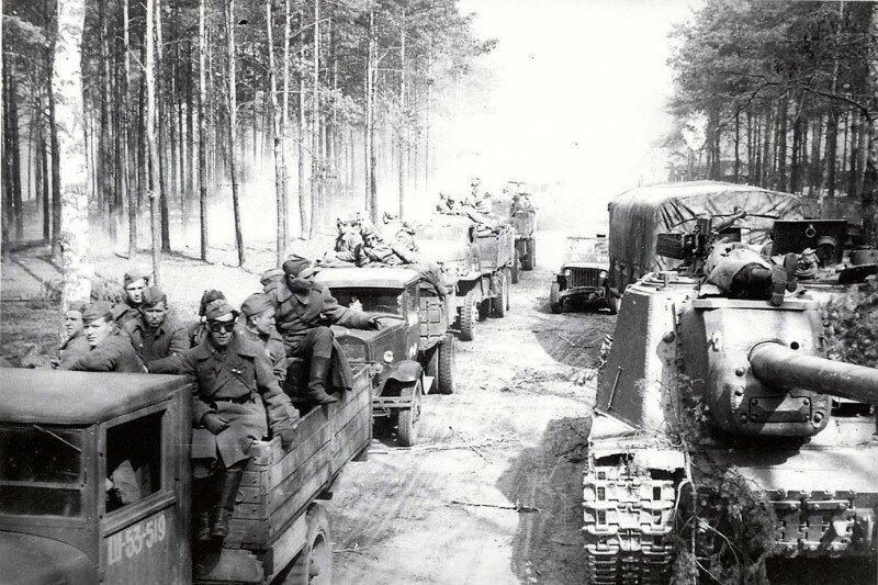 Штурм Берлина Вторая мировая война