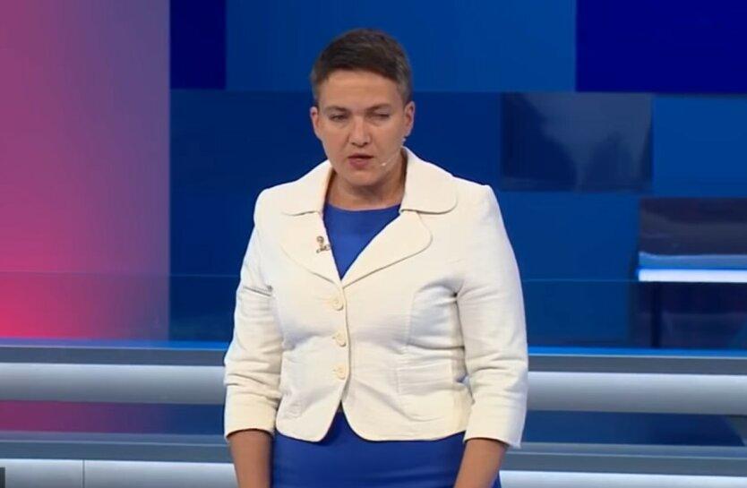 Надежда Савченко, бывший народный депутат Украины