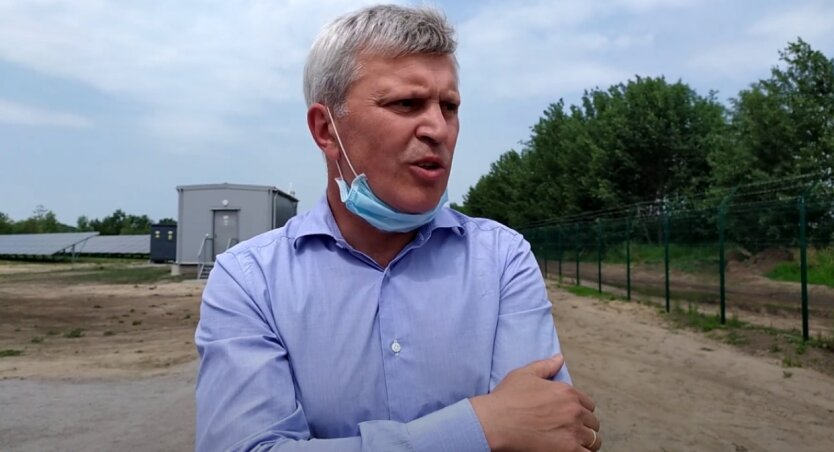 Арсен Дидур, Черниговский облсовет, заседания