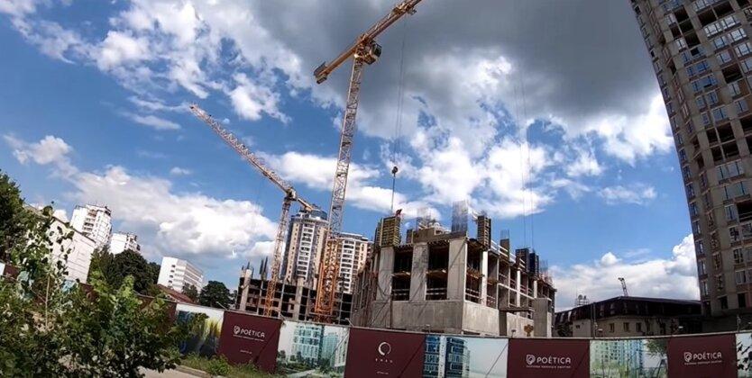 Украинцам показали обновленные цены на жилье в Киеве и столичном пригороде