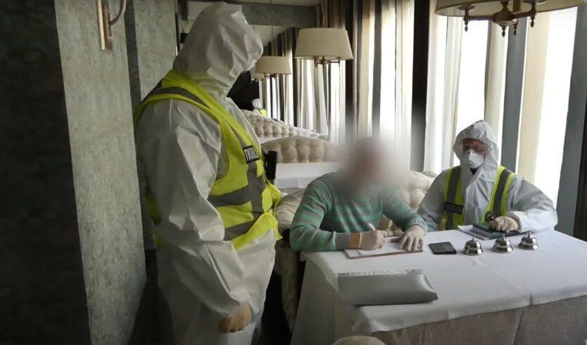Полиция нагрянула с проверкой в ресторан нардепа Тищенко