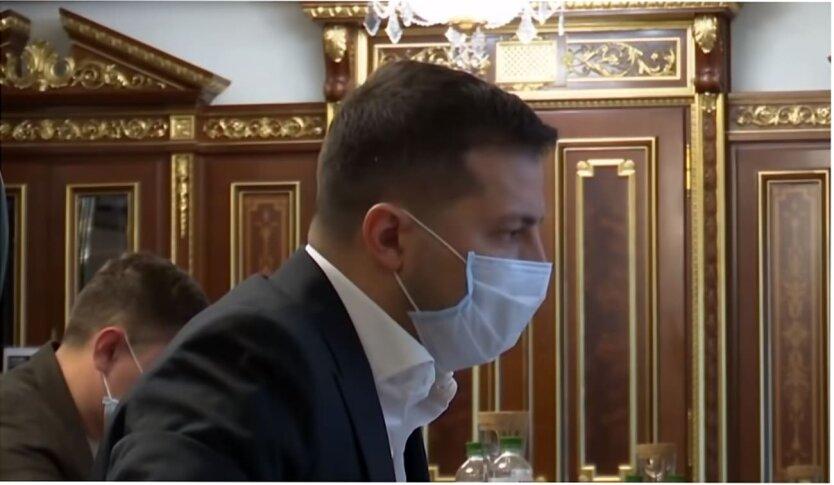 Владимир Зеленский, Вакцина от коронавируса, Контрабанда вакцины от COVID-19