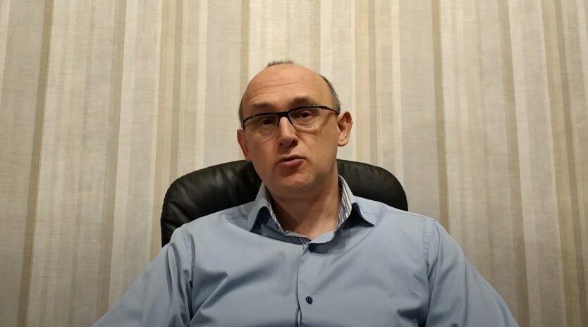 Юрий Корольчук, Нафтогаз, газ