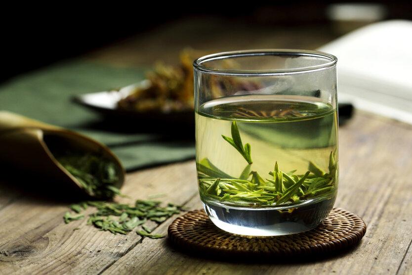 чай, зеленый чай