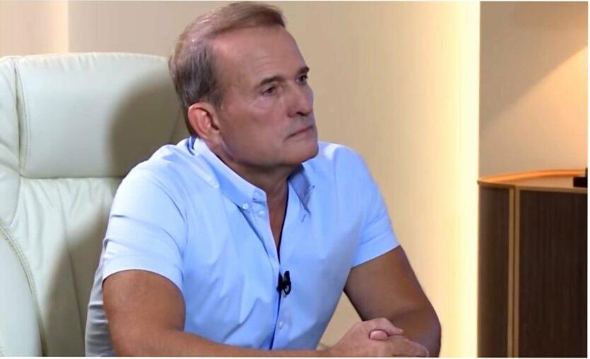 Виктор Медведчук, Олег Устенко, СНБО, Санкции против олигархов