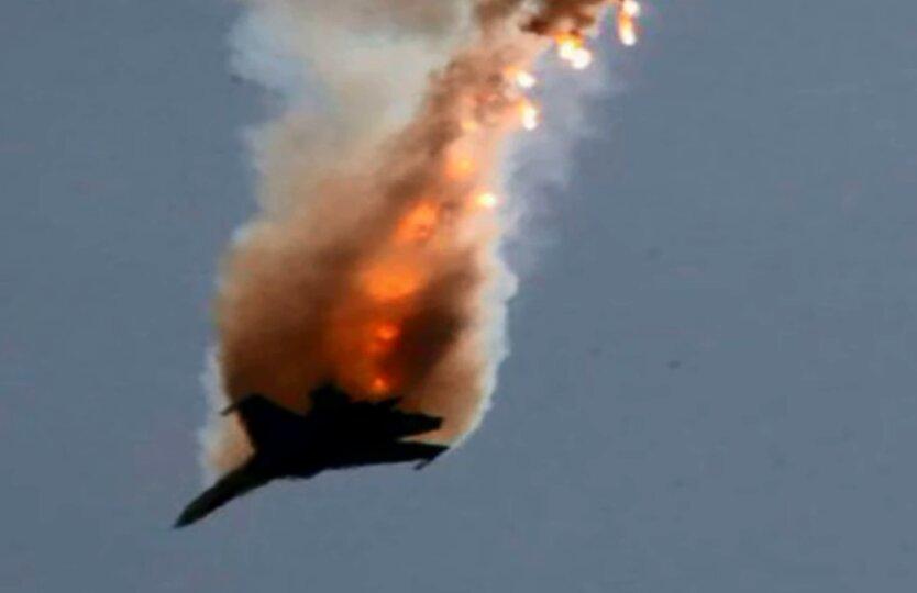 Российский истребитель Су-30
