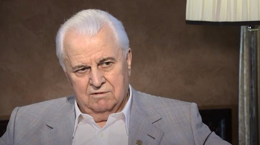 Леонид Кравчук, пропаганда, Россия