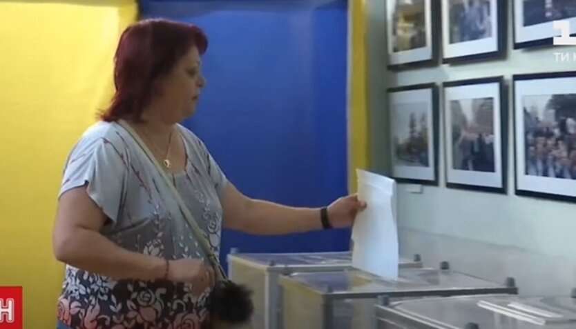 Местные выборы в Донецкой и Луганской областях