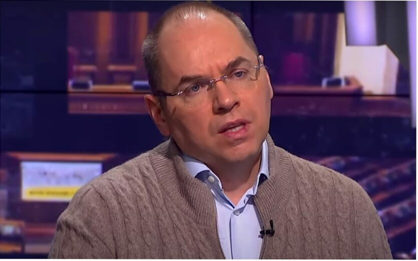 Максим Степанов, Вакцина против коронавируса, Вакцина Pfizer в Украине