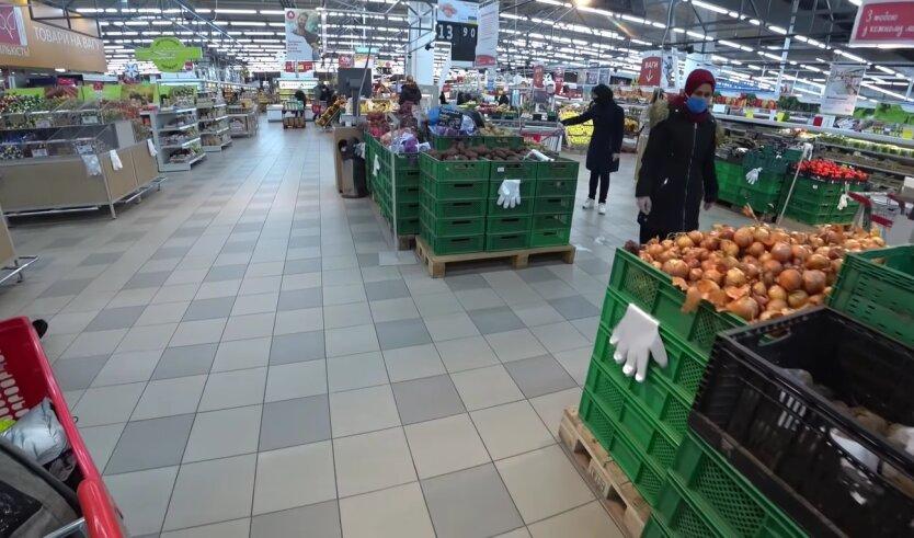 Продукты в Украине, цены, инфляция