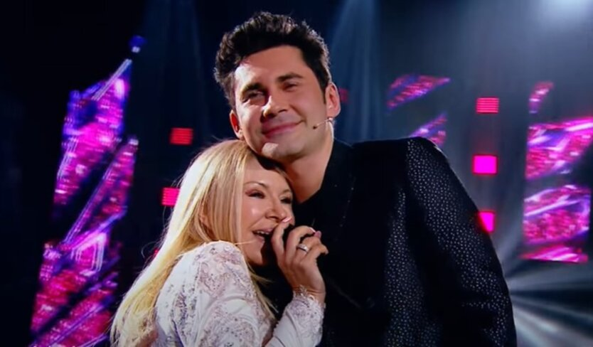 Дан Балан и Людмила Балан