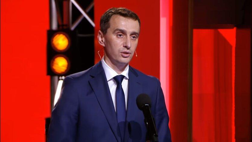 Главный государственный санитарный врач Виктор Ляшко