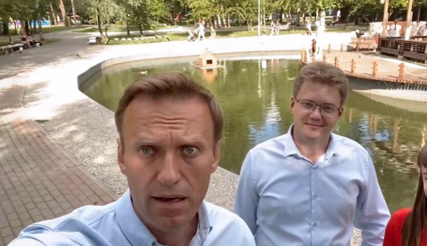 Алексей Навальный,Яка Бизиль,Отравление Навального,состояние здоровья Навального