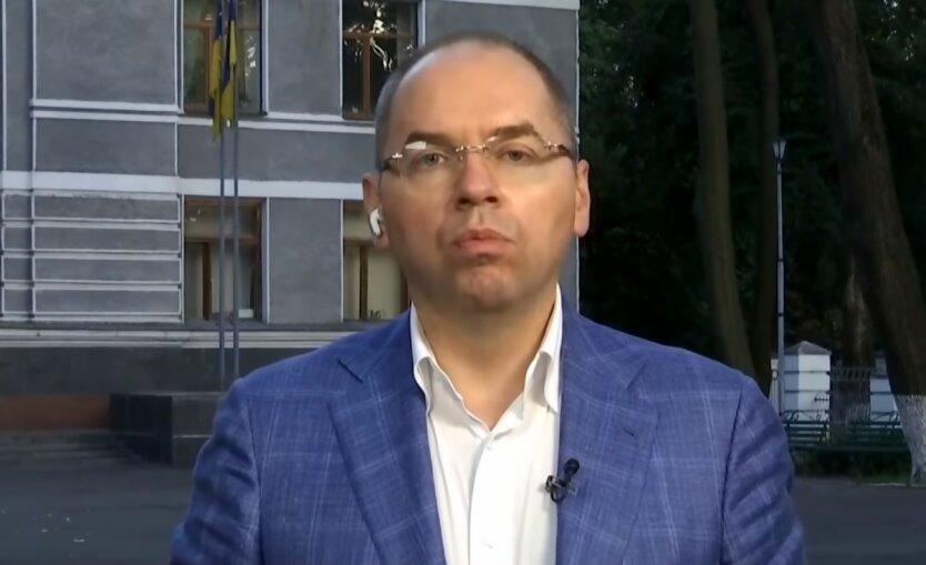 Коронавирус в Украине,Максим Степанов,Минздрав Украины,Борьба в COVID-19 в Украине