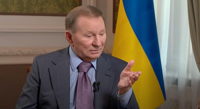 Леонид Кучма, Владимир Зеленский, Владимир Путин