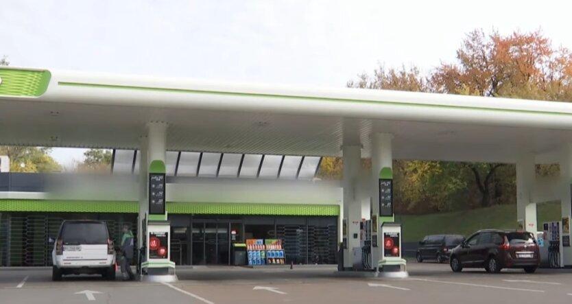 АЗС, бензин, дизтопливо