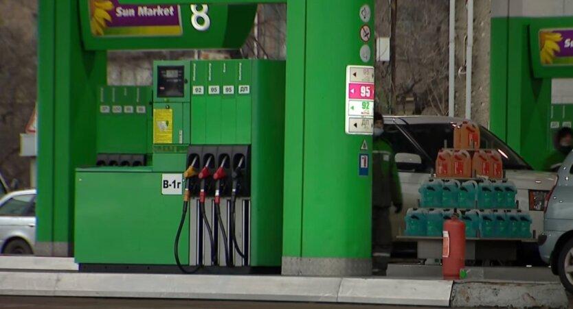 АЗС, бензин, дизель