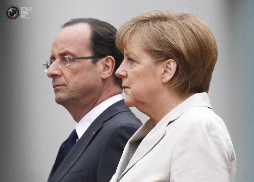 Олланд_Меркель