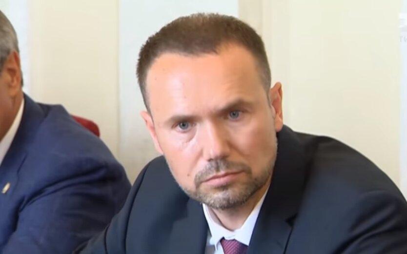 И.о. министра образования Сергей Шкарлет