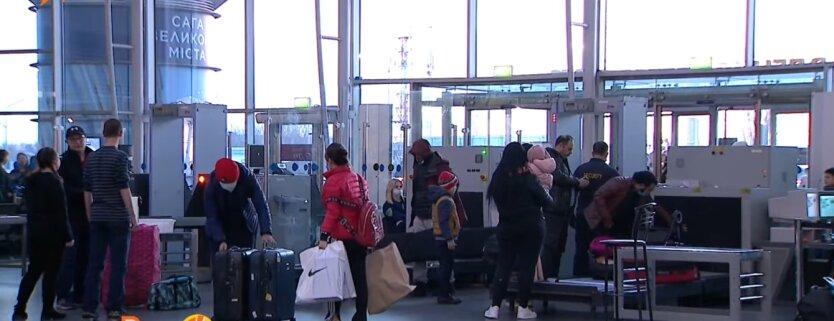 Авиарейсы из Украины, Wizz Air и Ryanair , омтена рейсов