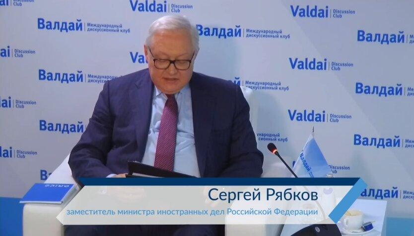Сергей Рябков, Россия, русскоязычное население, Украина, США
