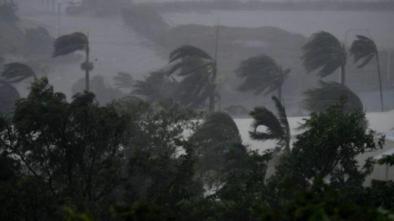 циклон, шторм