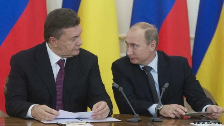 Янукович-Путин