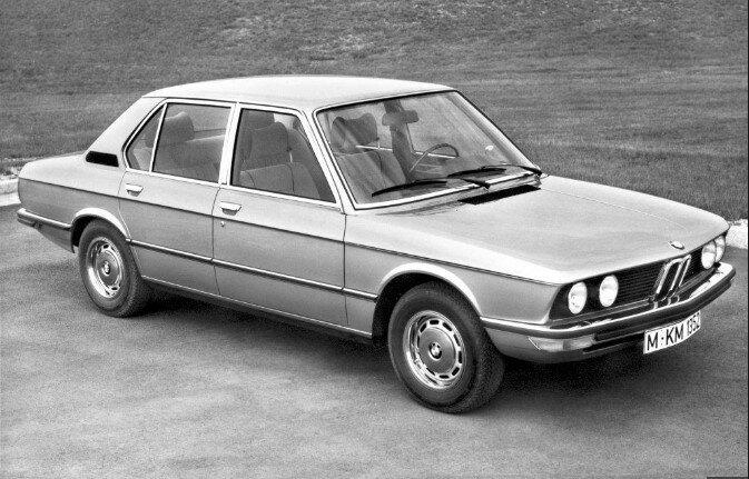 BMW 5-series 1973