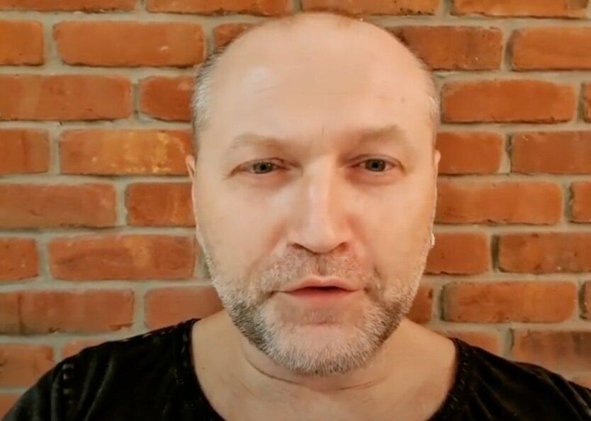 Борислав Береза, экс-спикер правого сектора, выборы мэра киева