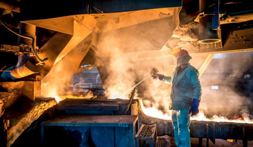 У Украины есть недобросовестные конкуренты, запрет на экспорт лома их уберет – эксперт
