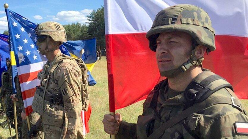 Военные США в Польше