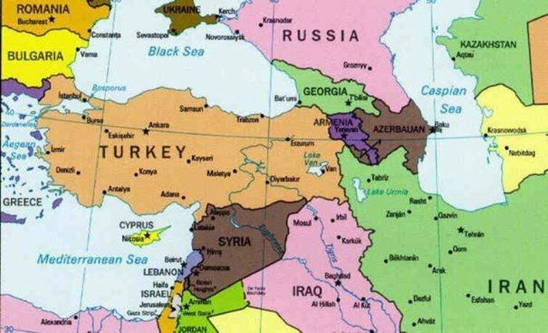 Турция_Сирия