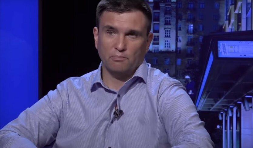 Климкин объяснил план Путина по Донбассу