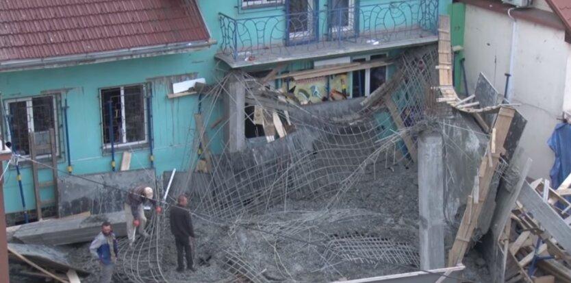 Землетрясение на Закарпатье