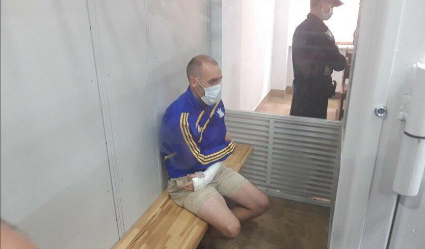 Смертельное ДТП в Киеве: подозреваемому Желепе избрали меру пресечения